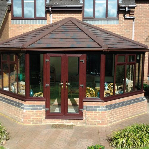 Tiled Conservatory Roofs/Warm Roof