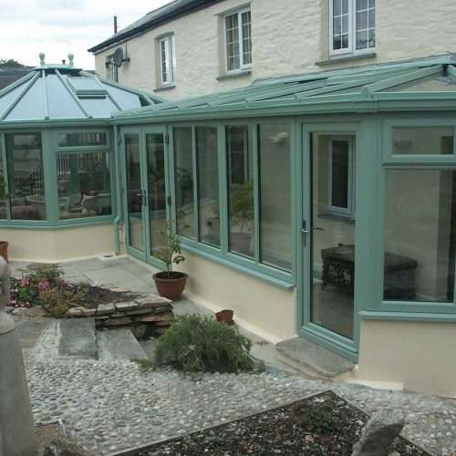 uPVC Conservatories